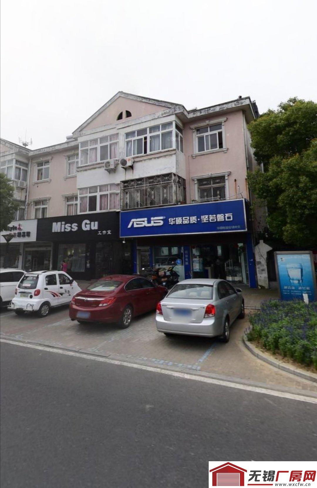 急租沿街商铺二层至三层