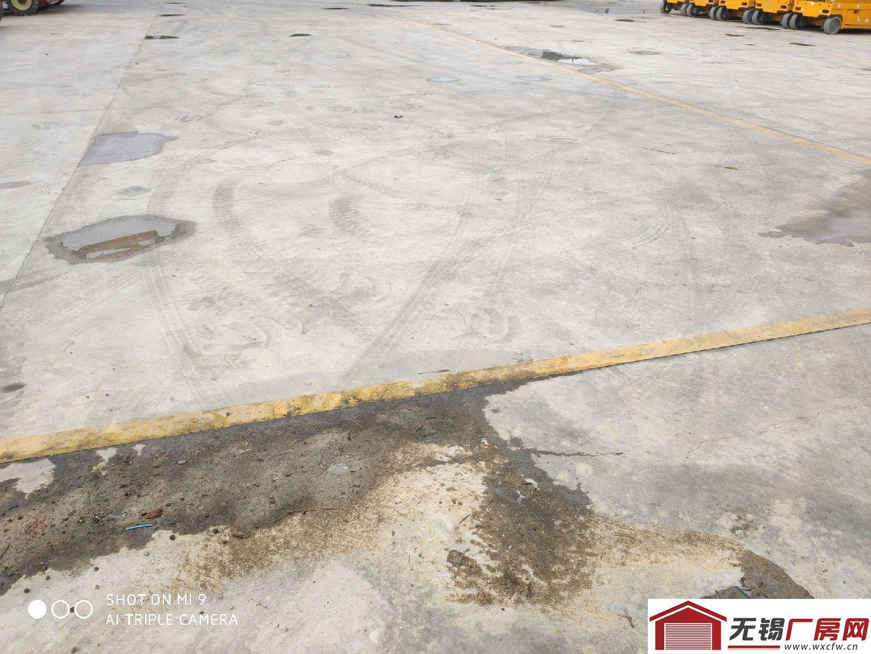 东北塘锡港路独门独院硬化水泥地出租