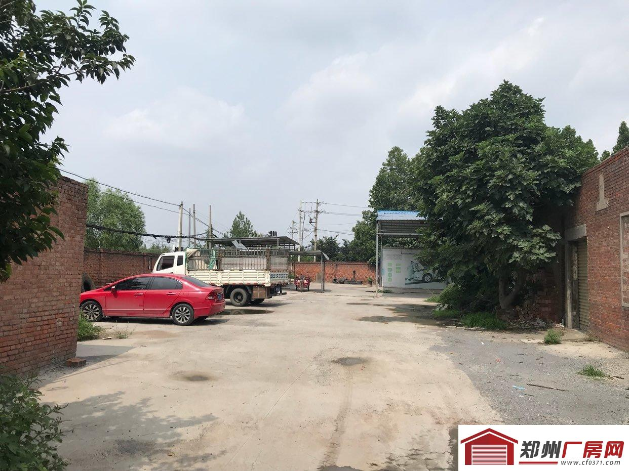 郑密路中原城对面40-800平米仓库。空院2000平米